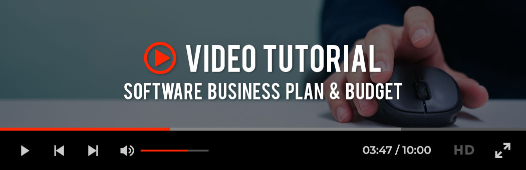 Video Business Plan e Budget