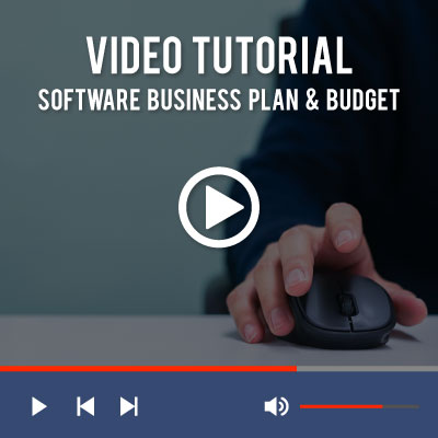 Video Tutorial Business Plan