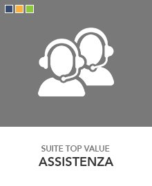 assistenza suite top value