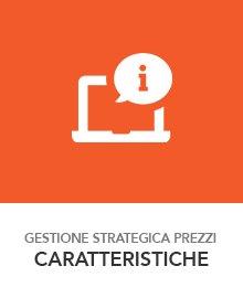 caratteristiche gestione strategica prezzi
