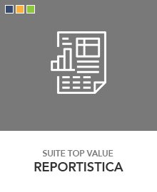reportistica suite top value