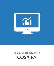 utilizzo recovery money