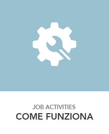 funzioni job activities